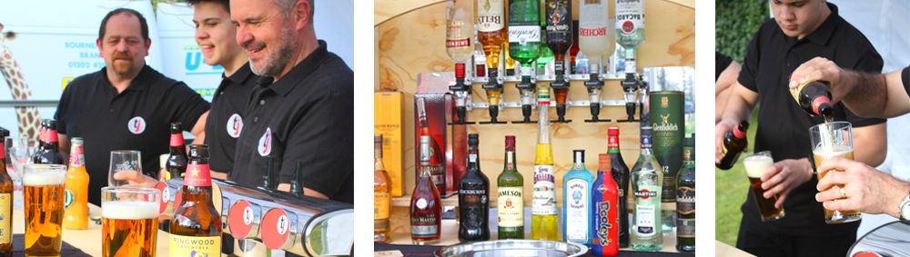 mobile bar hire Bournemouth poole christchurch 1